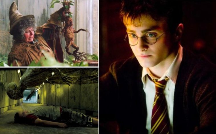 unknown facts about harry potter