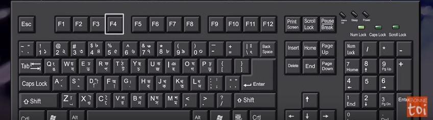 12 hidden functions in your computer keyboard