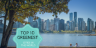 Greenest cities