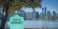 Greenest cities
