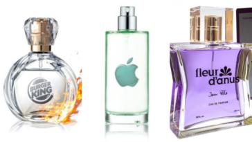 unusual perfumes