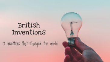 British inventions