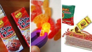 strange sweets